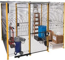 Wireway Husky Wire Partitions Rpm Garage Door And Gate